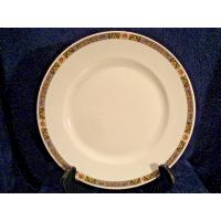 Buy cheap # 246 Karlsbad Czechoslovakia White porcelain Dinner dish circa 1939-1945. from wholesalers