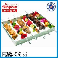 Stainless steel BBQ Skewers Manufactures