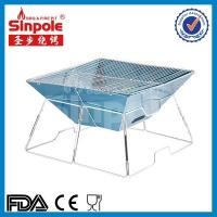 China Portable Stainless Steel Charcoal Grills(SP-CGS04) on sale