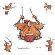 Cards & Gifts Chicken Drumstick Manufactures