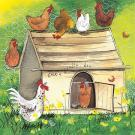 Cards & Gifts Chicken Coop by Alex Clark Manufactures