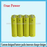 China Ni-CD AA600mAh 1.2V Rechargeable Battery on sale