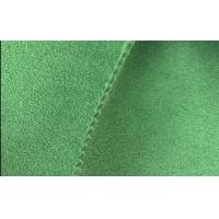 100 Colors Dyed Microfiber Leather Fabric,Eco Friendly Suede Leather for Shoes Vamp Manufactures