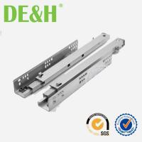 Buy cheap Full extension damper concealed drawer rails for america cabinet from wholesalers