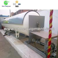 LPG Loading and Unloading System Equipped LPG Filling Equipment Station Manufactures