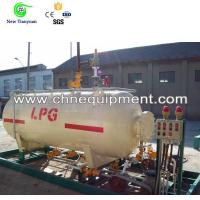 10 Cub.m LPG Filling Station with Skid-Mounted Tank Manufactures