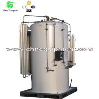 20 Feet Cryogenic Liquid Tank Container Gas Station Tanks for Sale Manufactures