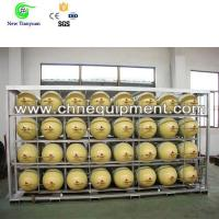 China CNG Gas Cylinder Storage Cascade for CNG Station on sale