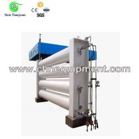 China Seamless Structure CNG Storage Cylinders Groups for Gas Station with Various Assembly Styles on sale
