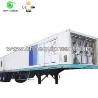 Highly Integrated Tube Container Type CNG Mobile Filling Station Manufactures