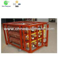 CNG Storage Cylinders Cascade for Gas Station Manufactures