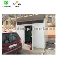 Buy cheap 40NM3/H Gas Volume Small CNG Gas Mobile Filling Station for Commercial Use from wholesalers