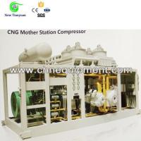 Buy cheap China Hot Sale Factory Price CNG Mother Station Natural Gas Compressor from wholesalers
