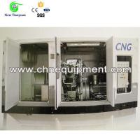 Buy cheap 3.0-20MPa Inlet Pressure CNG Gas Compressor for Daughter Station from wholesalers
