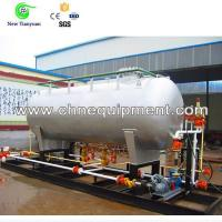 5-Cub.m LPG Skid-Mounted Station with LPG Tank, Dispensers, Valves, Pumps and Skid Manufactures