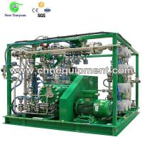 China Super High Capacity Frame Structure Diaphragm Compressor for Special Industrial Gas wholesale