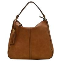 Hobo Fashion Bag Camel Model: 62558(CA) Manufactures