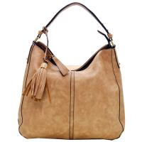 Hobo Fashion Bag Tan Model: 62558(TN) Manufactures