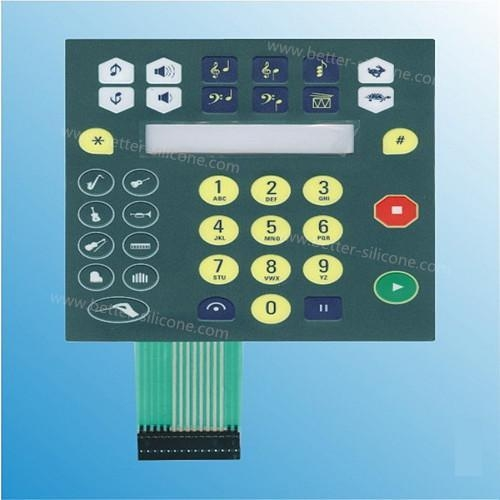Quality Membrane Switch for sale