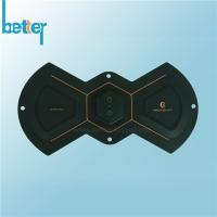 Buy cheap Customize Plastic Rubber Laser Engraving Keypad from wholesalers