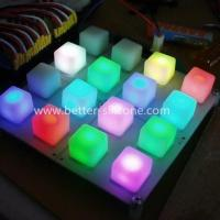 Transparent 4x4 Silicone Backlight Keypad Manufactures
