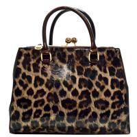 Leopard Fashion Bag Bronze Model: RO10018(BZ) Manufactures