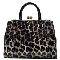 Leopard Fashion Bag Black Model: RO10018(BK) Manufactures