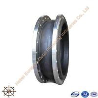 China REJ-03 Reinforced rubber bellows expansion joint on sale