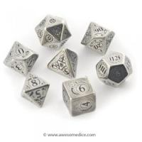 Buy cheap Metal Steampunk 7-Dice Set from wholesalers