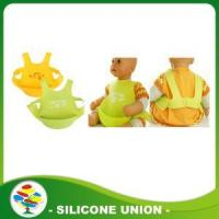 New Design Silicone Baby Bibs Waterproof Manufactures