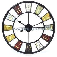 China Millary Oversized wall clock S12004 on sale