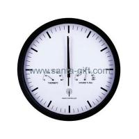14 inch radio controlled wall clock Manufactures