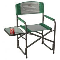 China Favoroutdoor Steel Folding Director Chair With Side Table on sale