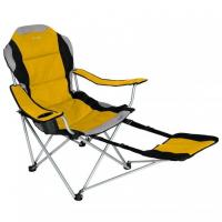China Favoroutdoor Camping Folding Chair With Footrest on sale