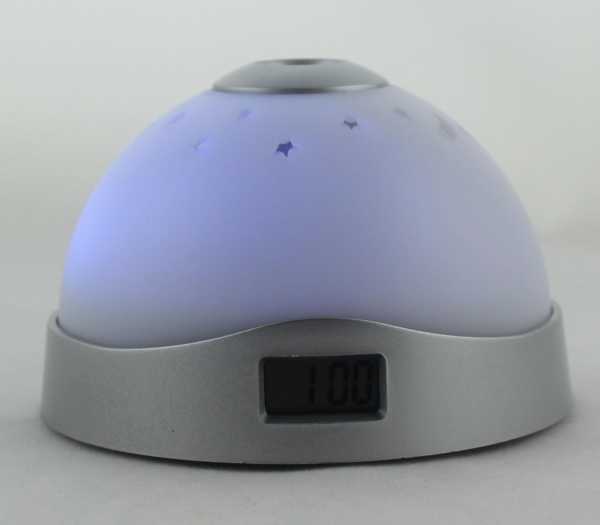 Quality STARRY SKY COLORFUL PROJECTION ALARM CLOCK for sale