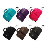 Rolling Wheeled Carry on Large Duffle Luggage Travel Bags Manufactures