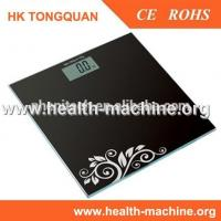Body weight digital bathroom LCD scale weight scale Manufactures