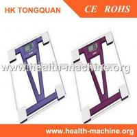 High quality and price reasonable digital talking bathroom body scale Manufactures