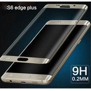 3D Curved Full Coverd Tempered Glass For S6 Edge Manufactures