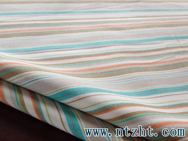 Quality 100 cotton yarn woven checked fabric 001 1370373411 for sale