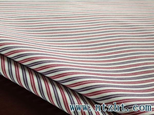 Quality 100 cotton yarn woven checked fabric 001 1370373683 for sale