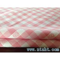 100 cotton yarn woven checked fabric 001 1370373994