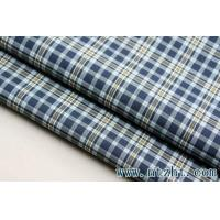 Buy cheap twill fabric for shirt yarn dyed check 002 from wholesalers