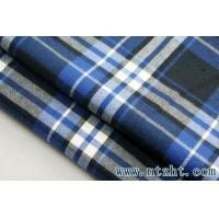 Buy cheap large check for shirt Y/D 100cotton twill 010 from wholesalers