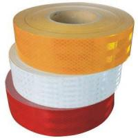 High Intensity Prismatic ECE-104 Conspicuity tape for trucks and trailers Manufactures