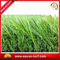 40mm 3 Colors Grass Artifical Synthetic Fake Turf Grass with Cheap Prices and Easy Installation Manufactures