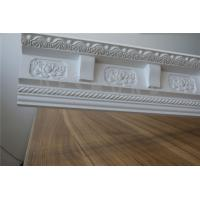 China Popular Building Material PU Crown Molding Decorative Cornices on sale