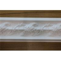 Hot selling ceiling decorative PU Plain Chair Moldings with UL94 certificate Manufactures
