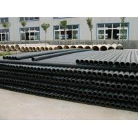 China SDR 17 PE 100 Grade Poly pipe for sand dredging with CE certificate on sale