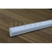 Wholesale Wall Decoration Polyurethane(PU) Plain Chair Rail Moulding Manufactures